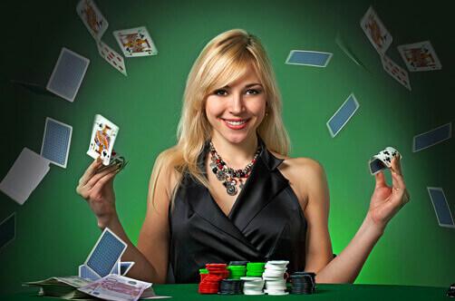 medium of gambling